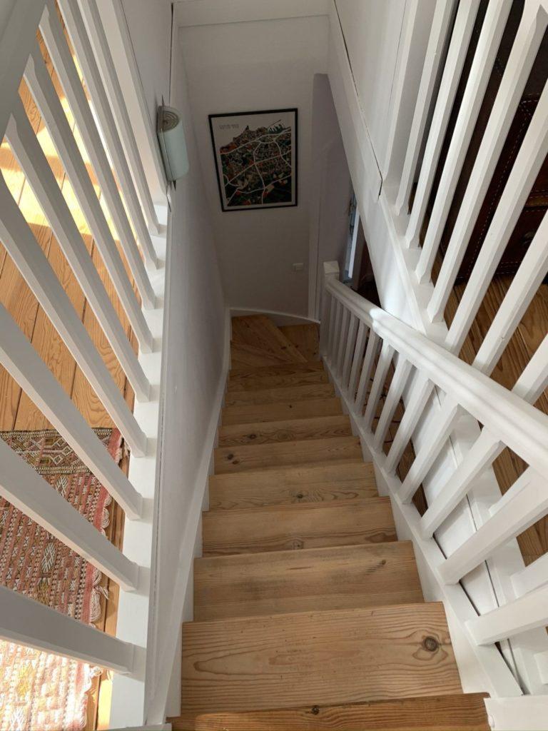 Peintreno peinture escalier et marches