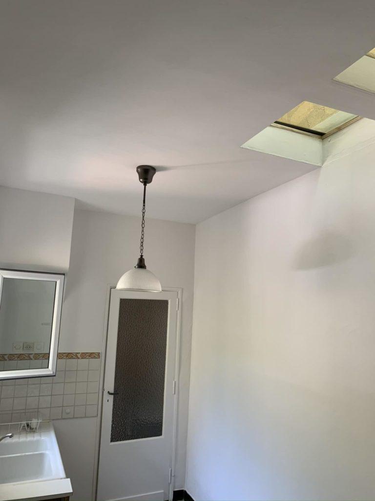 Peintreno plafond
