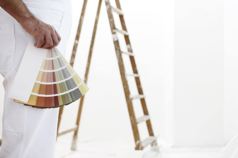 Peintreno nuancierdevis de peinture bordeaux