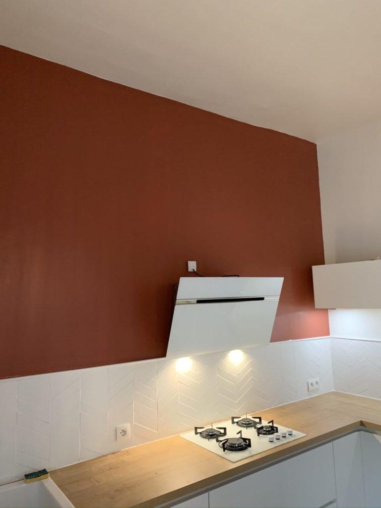 Intérieur Peintreno cuisine