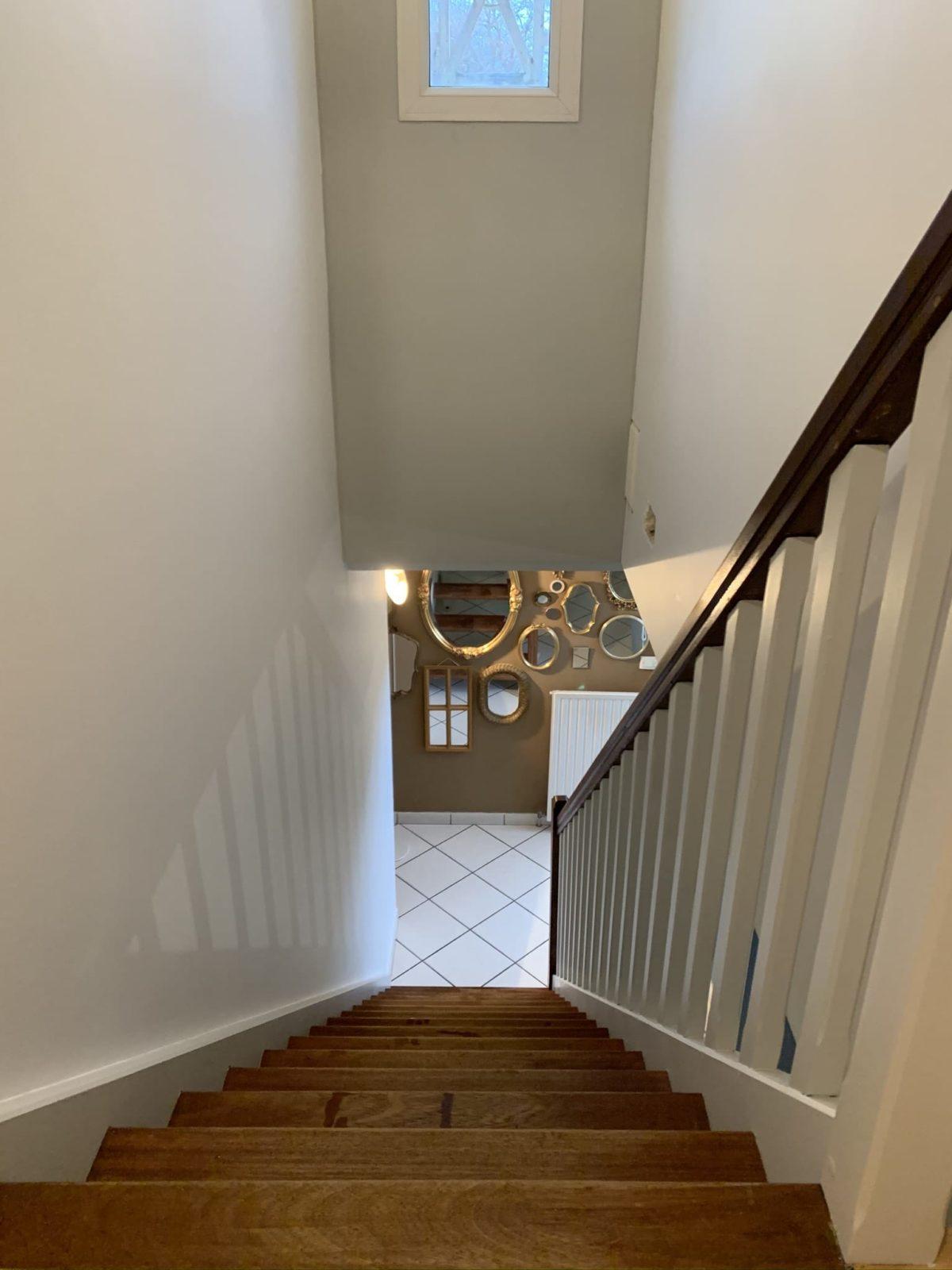 Intérieur Peintreno peinture escalier